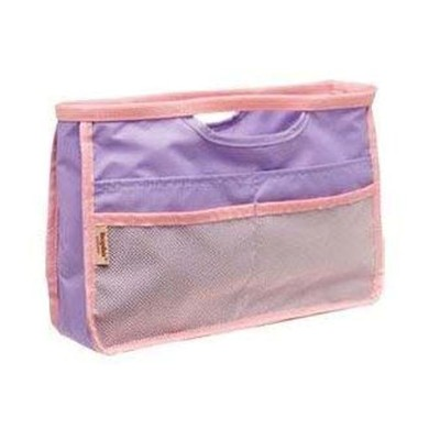 Smart Handbag Organizer - Purple Color