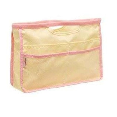 Smart Handbag Organizer - Yellow Color