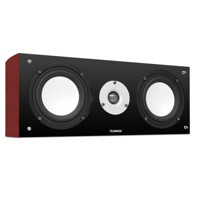 Fluance XL7C High Performance Two-way Center Channel Speaker for Home Theater ( 871363024671)