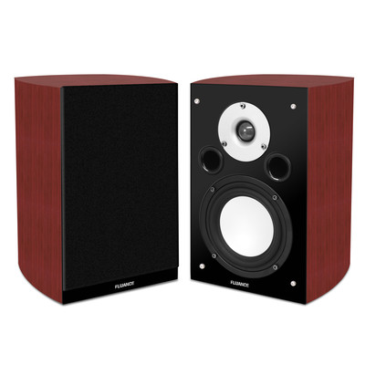 Fluance������® XL7S High Performance Two-way Bookshelf Surround Sound Speakers for Home Theater and Music Systems