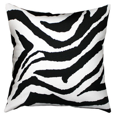 Zebra Pillow Cover