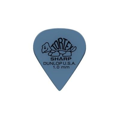 Dunlop Tortex Sharp Guitar Picks - 1.5mm, 72 Pack - Jim Dunlop - 412R-150