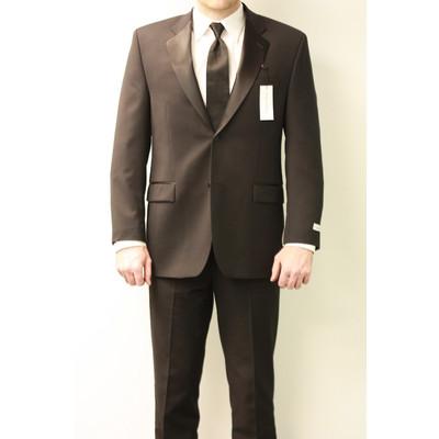 Calvin Klein slim fit tuxedo (black)