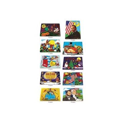 Holiday Puzzle Set
