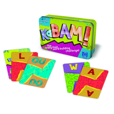 Educational Insights KaBAM! Game
