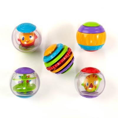 Shake & Spin Activity Balls