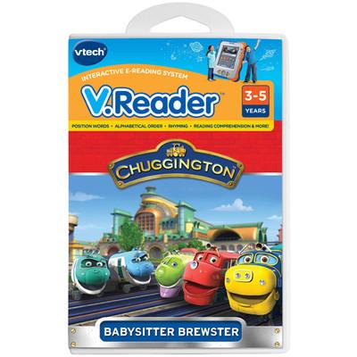 VTech V.Reader Software - Chugginton