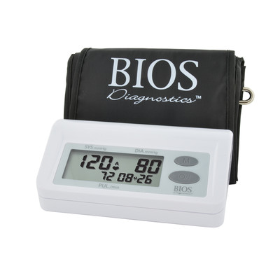 Compact Blood Pressure Monitor