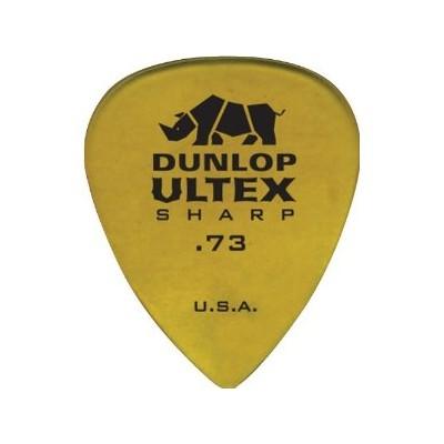 Picks Jim Dunlop 433P.73 Ultex Sharp .73 (6) - Jim Dunlop - 433P.73