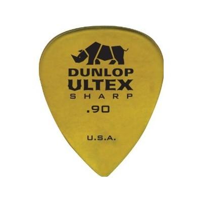 Picks Jim Dunlop 433P.90 Ultex Sharp .90 (6) - Jim Dunlop - 433P.90