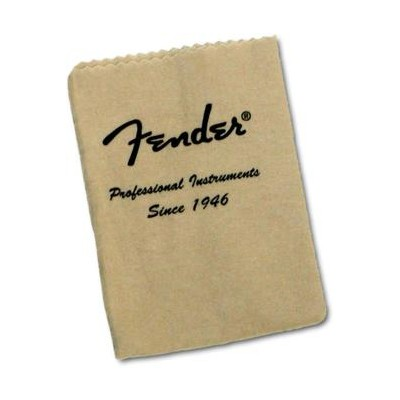 Fender Polish Cloth - Treated - Fender - 099-0400-000