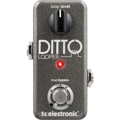 TC Electronic Ditto Looper Effect Pedal - TC Electronic - 960801001