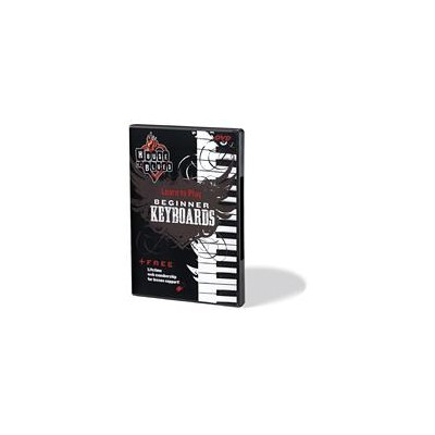 DVD House of Blues - Beginner Keyboards (PA)