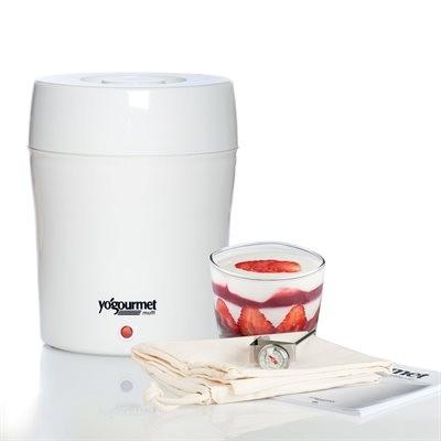 Yogourmet Yogurt Maker 1 or 2 litres