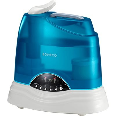 Boneco Digital Warm and Cool Mist Ultrasonic - White
