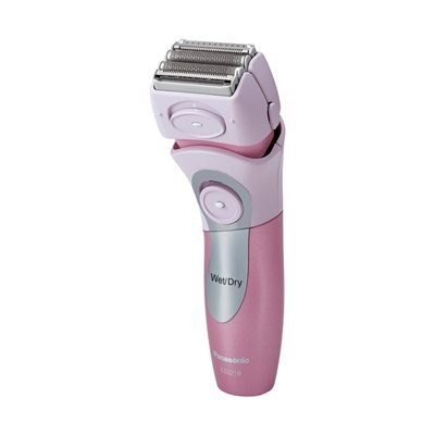 Panasonic Close Curves Rechargeable Shaver - Pink