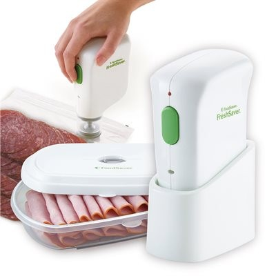 Foodsaver Handheld Rechargeable Vacuum Sealer