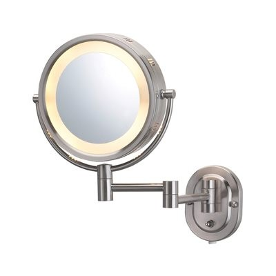 Eclipse series halo wall mirror