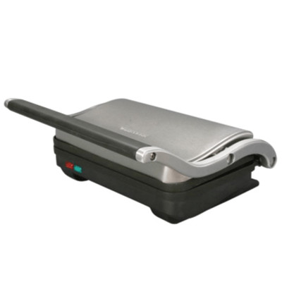 Compact sandwich grill