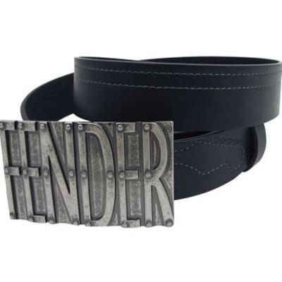Belt Buckle - Black, Size 36 - Aim - 6144M