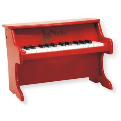 Piano Upright First Note FN950 Red - First Note - FN950
