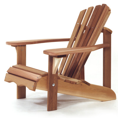 CEDAR Child Adirondack Chair