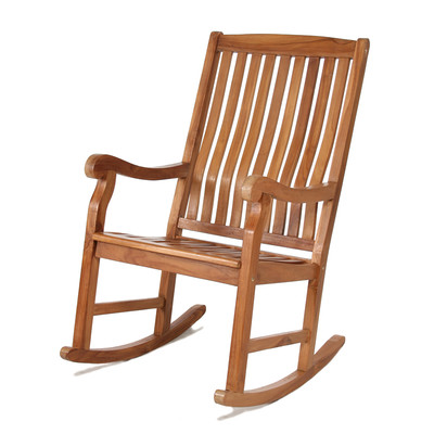 TEAK Rocker Chair