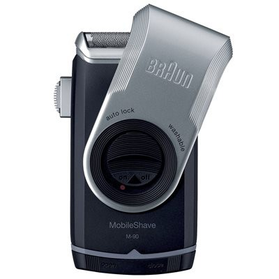 Braun Pocket Go Battery Shaver