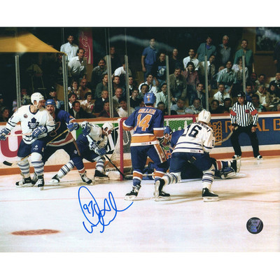 Doug Gilmour Autographed 8X10 Photo