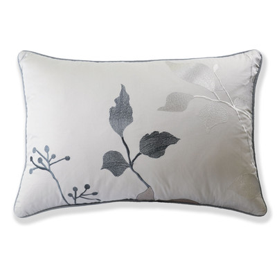 Nygard Home Camille Embr Breakfast Cushion