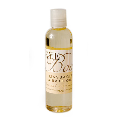 Skye Body Massage and Bath Oil 100ml x 2