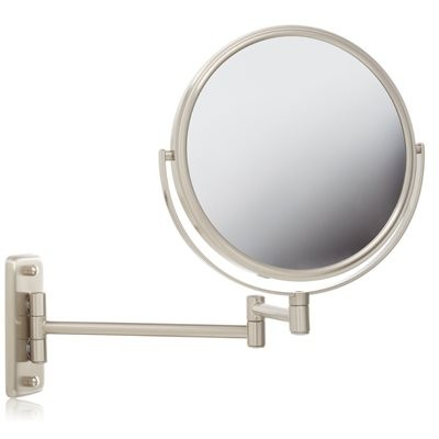 Jerdon Wall Mirror 8X