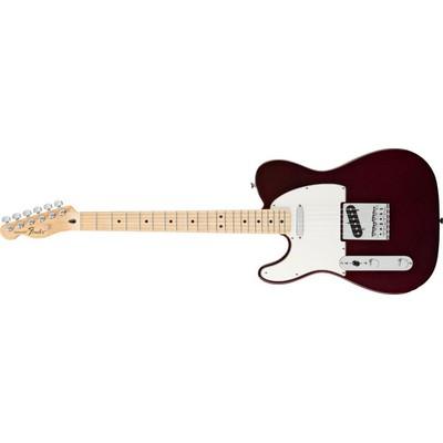 Fender Standard Telecaster - Maple Fingerboard - Midnight Wine - Left Hand - Fender
