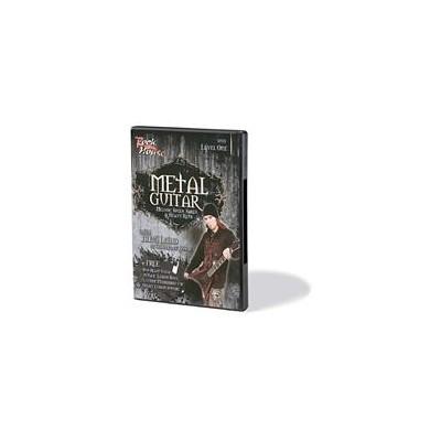 DVD Rock House Metal Guitar DVD Collection