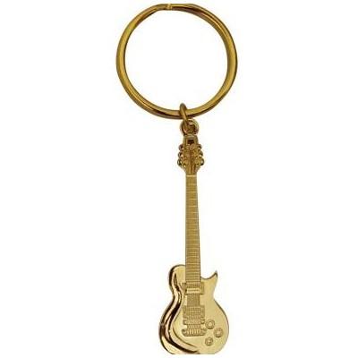 Keychain Aim Gold Electric Guitar - Aim - K2301
