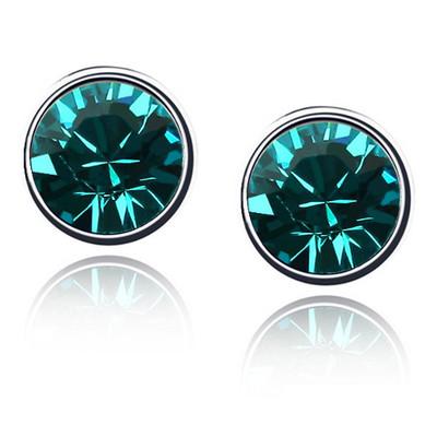 Swarovski Elements Crystals Round Studs