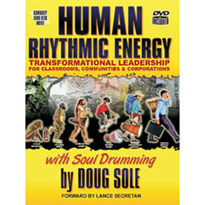 Music Human Rhythmic Energy - Doug Sole(incl.DVD,game cards)