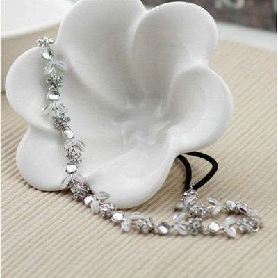 Flower headband - Crystal Daisy