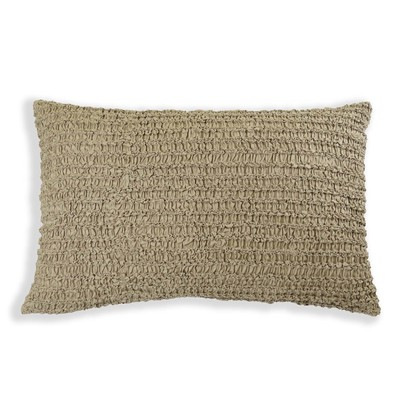 Nygard Home Camille Crinkled Breakfast Cushion