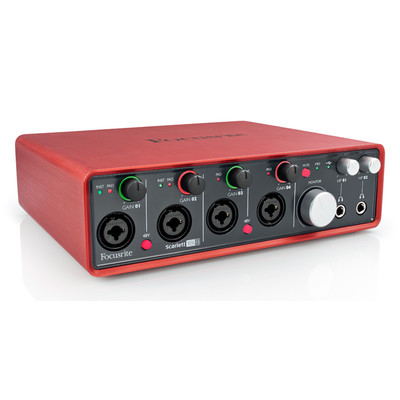 Focusrite Scarlett 18i8 Interface - Focusrite - SCARLETT-18I8