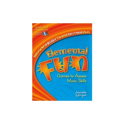Music Elemental Fun (Gr.4-6)(Games/CD/Reproducible)