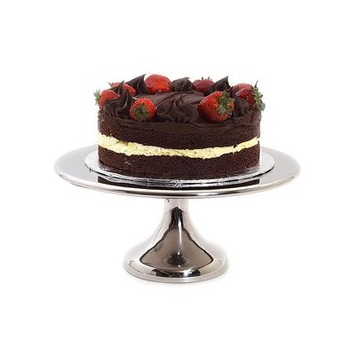 Catering Line Cake Stand - Revolving - Stainless steel