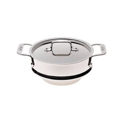 All-Clad Steamer Insert - for Sauce Pans