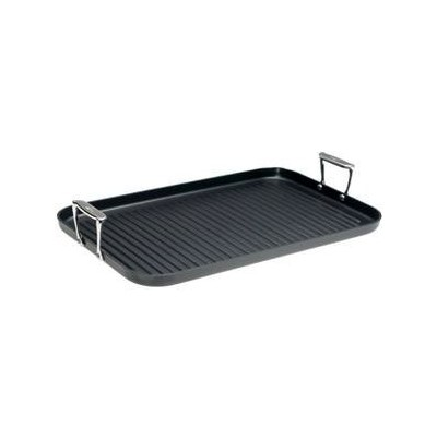 All-Clad LTD Grill Pan - Non-stick - Rectangular