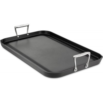All-Clad LTD Griddle - Non-stick - Rectangular