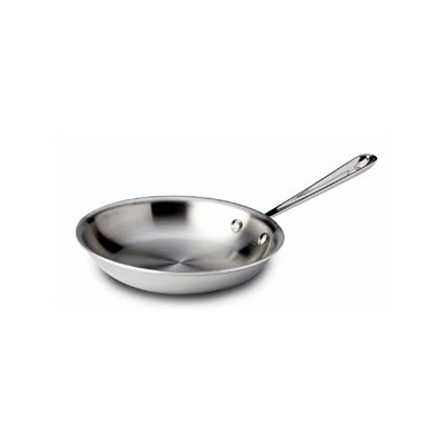 All-Clad Tri-Ply Stainless Skillet -  8