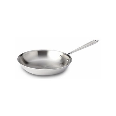 All-Clad Tri-Ply Stainless Skillet - 10