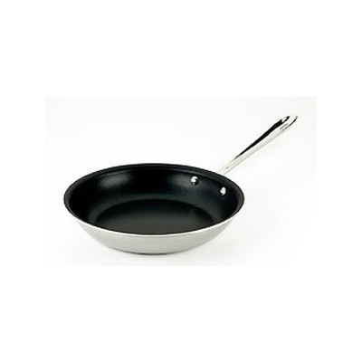 All-Clad Tri-Ply Stainless Skillet - 10 - Non Stick