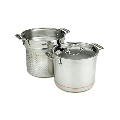 All-Clad Copper Core Pasta Pot - 7 qt