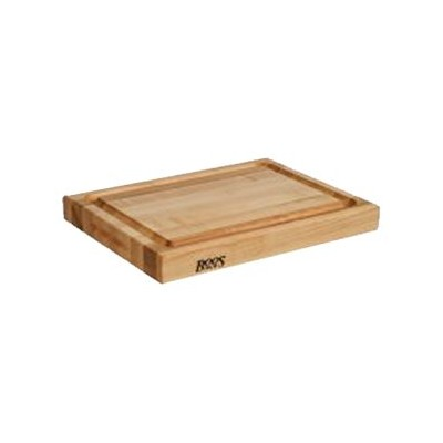 "BoosBlock Carving Board - Maple - 15 x 20 x- 2.25"" Thick"